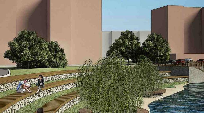 Проект благоустройства территории сквера «Семейный»