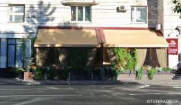 «Террадек ЭКО. г.Москва. Ресторан Палаццо Дукале» - Галерея | TERRADECK